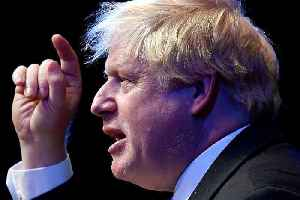 Boris Johnson tears down May's Chequers Brexit plan in conference speech [Video]