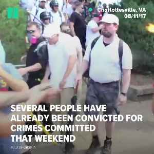 White Supremacist Rioters Charged [Video]