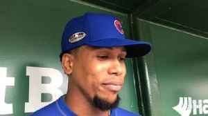 Cubs' Pedro Strop: 'I'm so happy to be back' [Video]