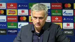 Mourinho says he's 'not interested' in criticism from former Man Utd midfielder [Video]