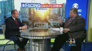 GOP Candidate For State Agriculture Commissioner Matt Caldwell Speaks With CBS4's Jim DeFede [Video]