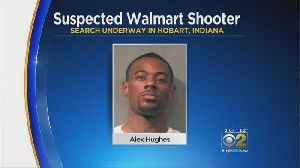 Suspect Named, Charged In Hobart Walmart Shooting [Video]