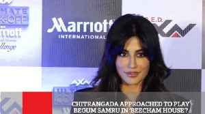 Chitrangada Approached To Play Begum Samru In 'Beecham House'? [Video]