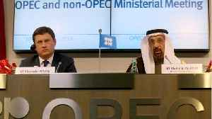 Saudi Arabia And Russia Agree to Lift Oil Output [Video]