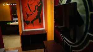 Thai love hotel sparks outrage with Nazi-themed room [Video]
