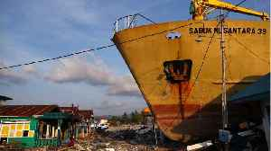 International Efforts Gather Pace As Indonesia Struggles With Aftermath Of Disaster [Video]