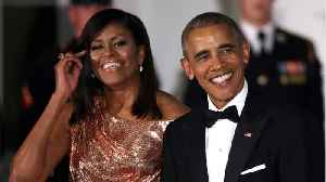 Barack Obama Shares Sweet Message To Michelle On Their Anniversary [Video]