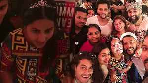 Hina Khan celebrates her Birthday with Vikas Gupta and Rocky Jaiswal; Watch video| FilmiBeat [Video]
