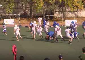 Kazakhstan Gets Football Fever as American Game Grows in Popularity [Video]