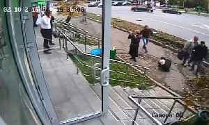 If You're Walking On The Street, Always Know Your Surroundings — I Beg You [Video]