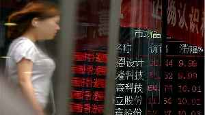 Asian Shares Ease [Video]