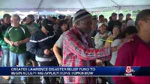 Gas disaster relief fund to begin accepting applications [Video]