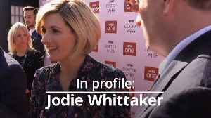 News video: Who is Jodie Whittaker?