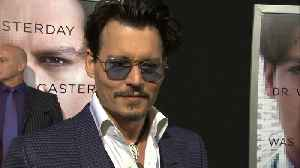 Johnny Depp: 'Hollywood power players tried to bring me to my knees' [Video]