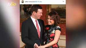 Princess Eugenie's Engagement Bling Stands Out From Other Royal Weddings [Video]