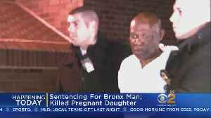 Sentencing Day For Dad Accused Of Killing Daughter [Video]