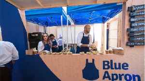 Blue Apron Falls To Record Low [Video]