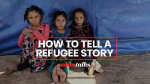 """Books that humanize the world: Author Khaled Hosseini on how his latest """"Sea Prayer"""" gives refugees a voice [Video]"""