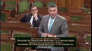 Liberal MP, Tory Get In Heated Exchange Over Killer's Transfer To Healing Lodge [Video]