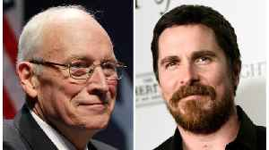 Christian Bale Transforms Into Dick Cheney [Video]