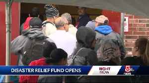 Relief fund process begins for residents affected by gas disaster [Video]