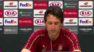 Emery wants Arsenal to 'respect' EL [Video]
