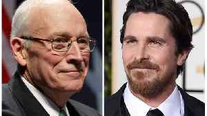 Christian Bale Transforms Into Dick Cheney For New Movie [Video]