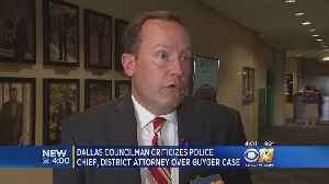 Council Member On Officer Shooting Investigation: DA 'Screwing It Up' [Video]