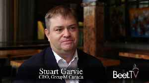 GroupM's Garvie: Upfronts 'Crippling' Industry In Canada [Video]