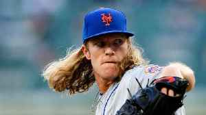 MLB Star Noah Syndergaard To Appear On History Channel's 'Vikings' [Video]