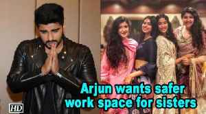 Tanushree Row, Arjun wants safer work space for his sisters [Video]