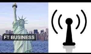 Fast WiFi kiosks land on New York's streets | FT Business [Video]