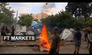 Greece: three years on | FT Markets [Video]