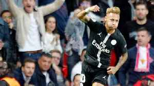 Neymar Scores Hat Trick In PSG Win Against Red Star Belgrade [Video]