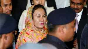 Wife Of Malaysia's Ex-PM Charged With Money Laundering [Video]