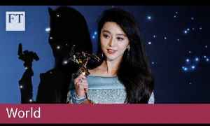 China fines actress Fan Bingbing $70m for tax evasion [Video]