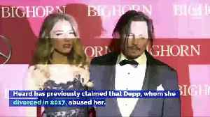 Johnny Depp Denies Claims of Abuse by Ex-Wife Amber Heard [Video]