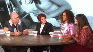 The Talk - Andrew Dice Clay Recalls Tear-Drenched Screen Test with Lady Gaga for 'A Star is Born' [Video]