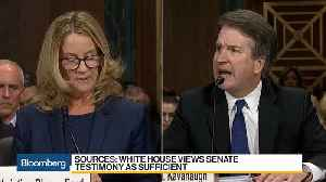 FBI Said to Lack White House Approval to Talk to Kavanaugh, Ford [Video]