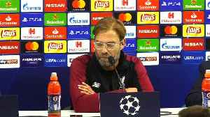 Klopp accepts blame for defeat as Napoli outsmart Liverpool [Video]