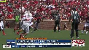 Kyler Murray readies for Red River Showdown debut [Video]