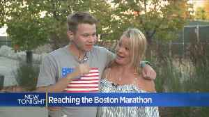 Sacramento Autistic Runner Qualifies For Boston Marathon [Video]