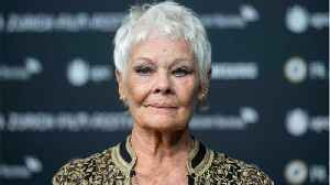 Judi Dench Was Told She Didn't Have The Face For Film [Video]