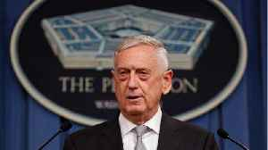 U.S.' Mattis Says Russia Must Be Held Accountable For Cyber Attacks [Video]