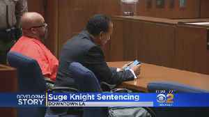Suge Knight Sentenced To 28 Years In Prison For Manslaughter [Video]