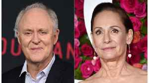 News video: Laurie Metcalf And John Lithgow Head To Broadway In 'Hillary And Clinton'