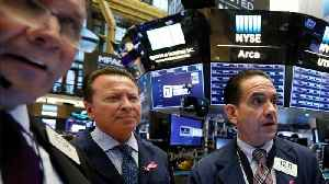Stocks On Wall Street Abruptly Drop [Video]