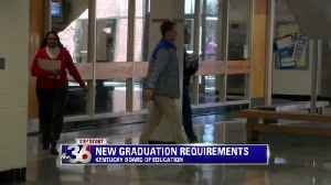 Board of Education approves new high school graduation requirements [Video]