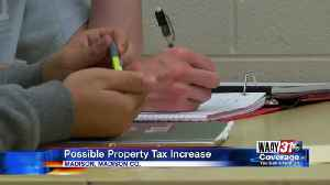 Possible Madison Property Tax Increase [Video]