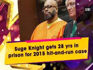 Suge Knight gets 28 yrs in prison for 2015 hit-and-run case [Video]